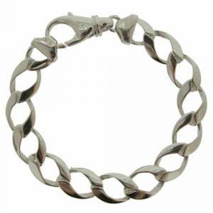 Gents Open Curb Bracelet