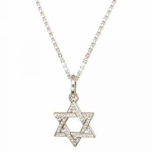 Diamond Star of David