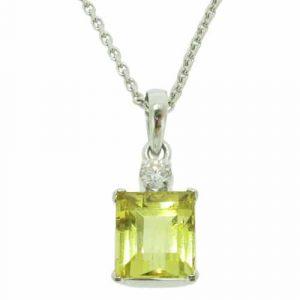 Heliodor & Diamond