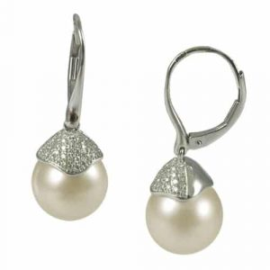 South Sea Pearl & Diamond