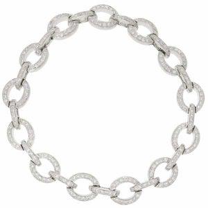 18ct Diamond Bracelet