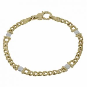 2 Colour Yellow Gold