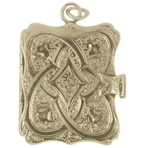 Engraved Locket