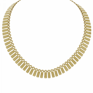 9ct Gold Cleopatra Style Collarette