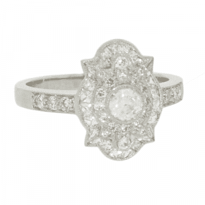 Platinum & Diamond Cluster