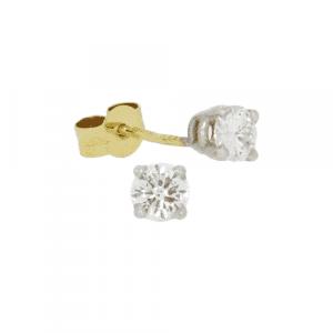 0.52ct Diamond Stud Earrings