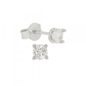 0.50ct Diamond Stud Earrings