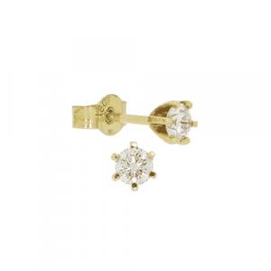 0.25ct Diamond Stud Earrings